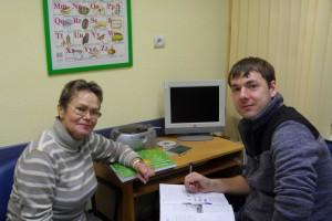 Урок английского языка, Общий курс для взрослых, преподаватель Жохова Ольга Ивановна