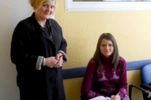 Урок немецкого языка, Общий курс для подростков, преподаватель Рязанцева Лилия Ивановна