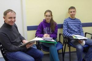 Урок немецкого языка, Общий курс для подростков, преподаватель Ясаев Александр