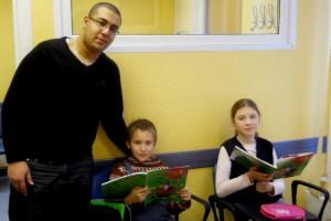 Урок французского языка, Курс по подготовке к сдаче международного экзамена PrimA1, преподаватель Закария Жрири