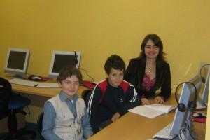 Урок английского языка, Общий курс для детей, преподаватель Меджибовская Елена
