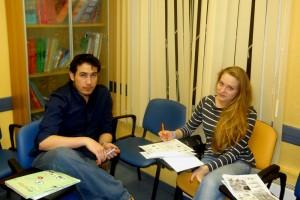 Урок испанского языка, Общий курс для взрослых, преподаватель Хуан Армандо Коронель Моранте