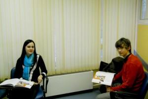 Урок немецкого языка, Общий курс для подростков, преподаватель Семенова Марина