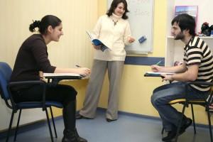 Урок английского языка, Общий курс для взрослых, преподаватель Меджибовская Елена