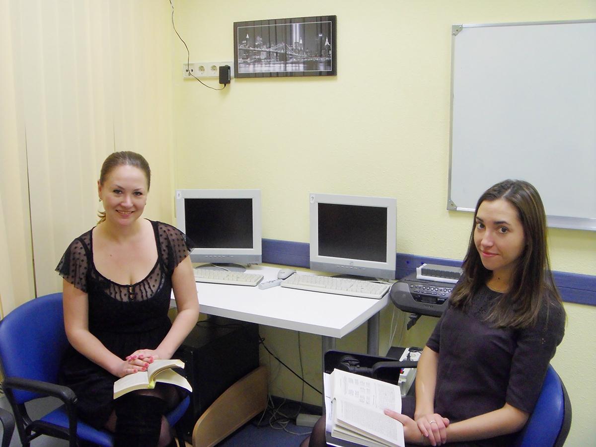Урок английского языка, Общий курс для взрослых, преподаватель Данилович Мария